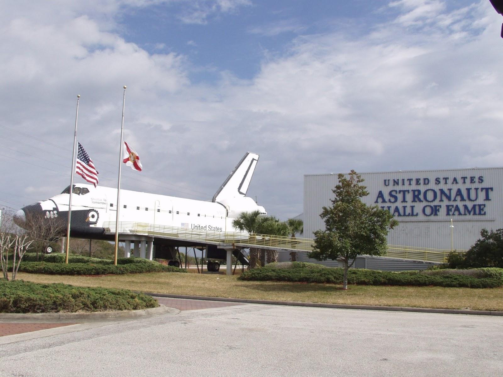 astronaut hall of fame fl - photo #12