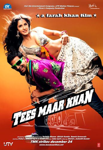 Tees Maar Khan (2010) Movie Poster