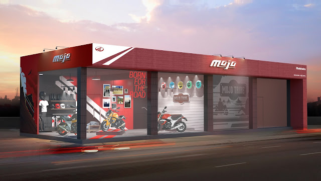 First exclusive Mahindra MOJO Showroom To Be Setup Soon