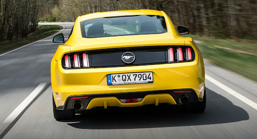 Ford Mustang Is The World's Best Selling Sports Car With 150,000 Units Sold Globally