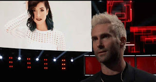 Adam Levine, Christina Grimmie, tribute