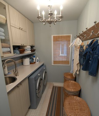Little House Well Done Revamp Your Laundry Room For Spring