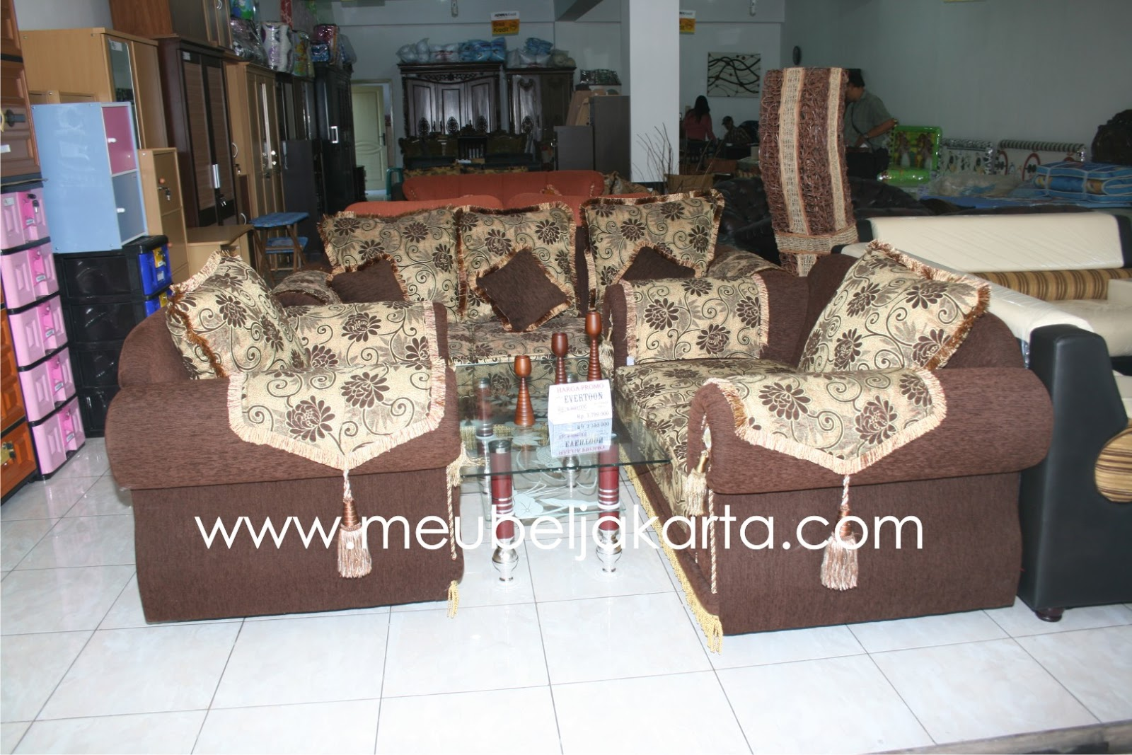 Meubel Jakarta Toko Furniture Murah Di Malang Sofa Rumbai 321