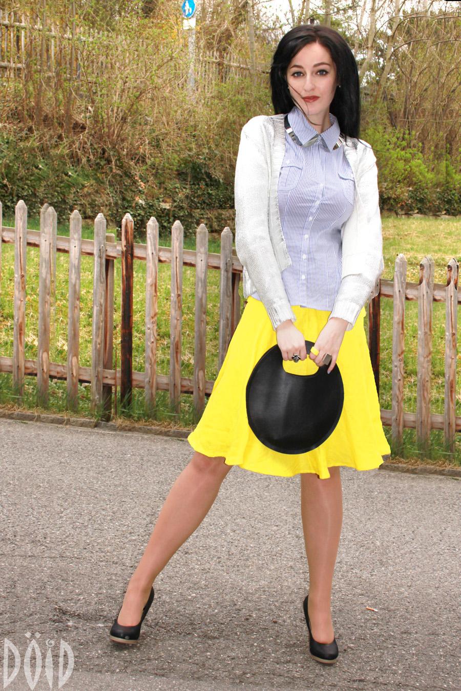 Fabulous Dressed Blogger Woman Charlene From Swiss
