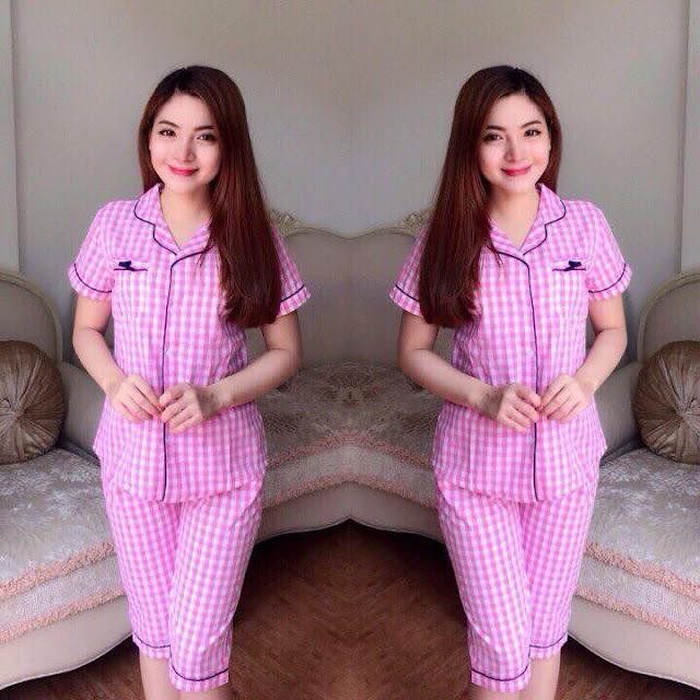 Quần áo ngu mặc nhà pijama