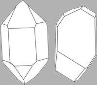 Symmetriegesetz der Kristallographie