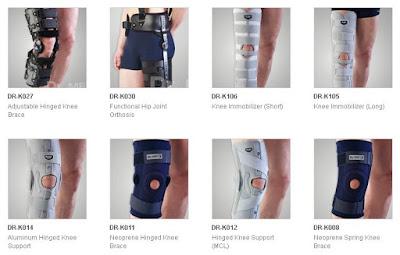 Deker Lutut Untuk Cedera, Deker Lutut Untuk Pengapuran, Deker Penyangga Lutut, Deker Nyeri Lutut