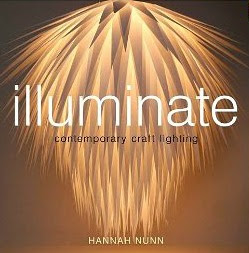 cover of paper lighting book, Illuminate