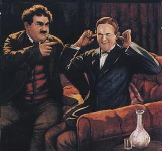 Imagen : El gordo y el flaco