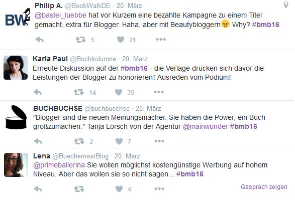 #bmb16 | Monatsrueckblick Maerz 2016 | www.goldblatt-blog.de