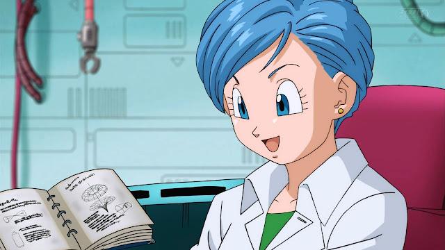 Dragon Ball Super Karakter - Kumpulan Foto Bulma dan Fakta Bulma