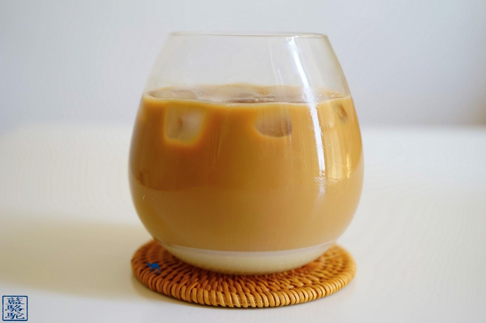 Le Chameau Bleu - Blog Cuisine et Voyage - Cà phê sữa đá mélangé recette café glacé à la vietnamienne