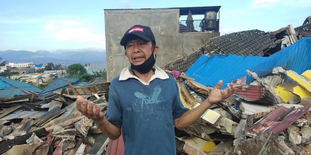 Dengan Banyak Dzikir dan Tasbih Andi Selamat Dari Gempa, Jika Dinalar Tidak Mungkin Dia Selamat