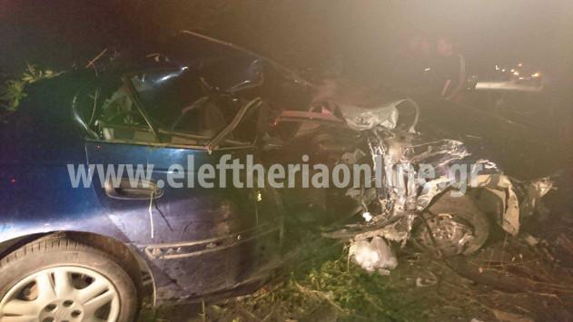 ΣΟΚ σε ολη τη Μεσσηνία: Οικογενειακή τραγωδία σε τροχαίο δυστύχημα – Σκοτώθηκαν δύο ξαδέρφια στην άσφαλτο (BINTEO & ΦΩΤΟ)