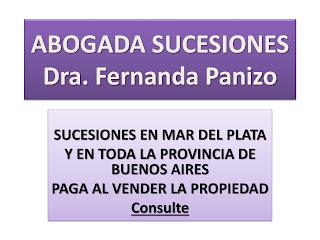 Abogado especialista en Sucesiones en Mar del Plata