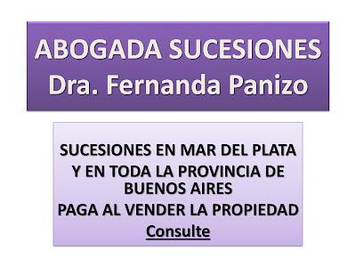 ABOGADOS SUCESIONES MAR DEL PLATA