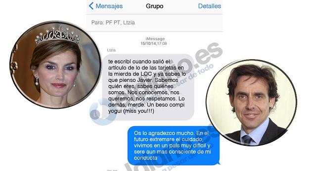 """Detenido López Madrid, el """"compiyogui"""" de la reina, acusado de financiación irregular del PP"""