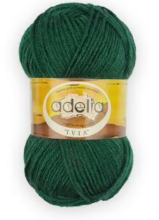 "ADELIA ""IVIA""   158 изумрудный"
