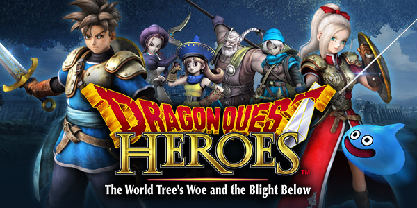 Dragon Quest Heroes PC [ phanmemtoday.com ]