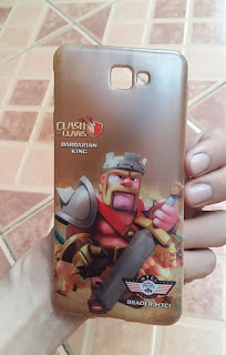 Custom Case CoC Barbarian King