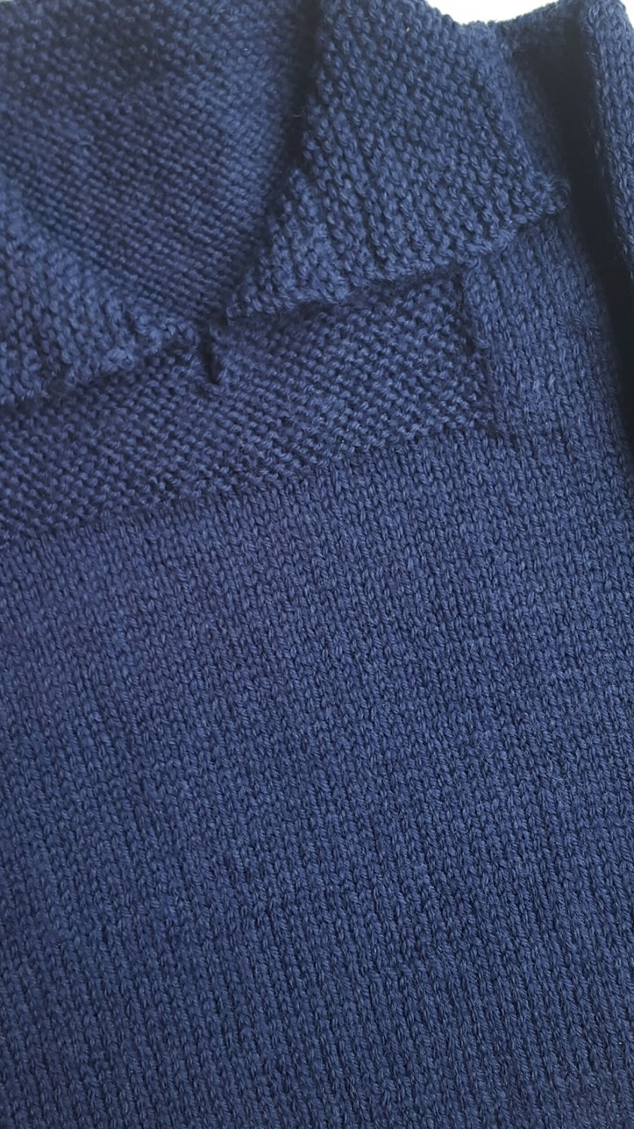 Knit Up Stitches Around Neckline : Quiltingorchardist: A Big Ship Sailed through the ........