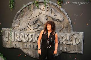Jurassic World Rosana