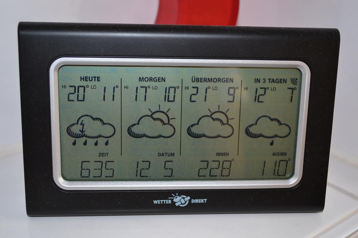 Wetterprognose Gießen