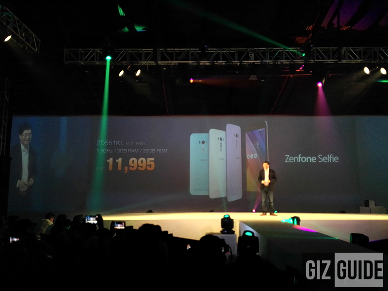 ASUS ZENFONE 2 SELFIE OFFICIALLY LAUNCHED AND PRICED IN THE PHILIPPINES