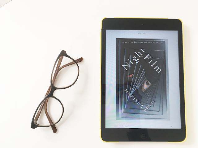 Quick book reviews: Night Film by Marisha Pessl, Delirium by Lauren Oliver, and The Girls by Emma Cline