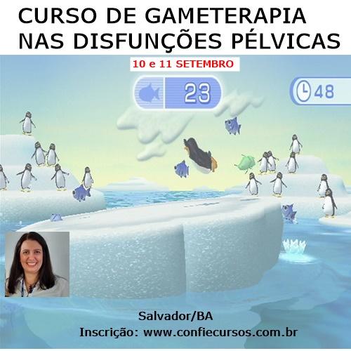 Wiiu Com Game : Confie cursos curso de fisioterapia pÉlvica gameterapia