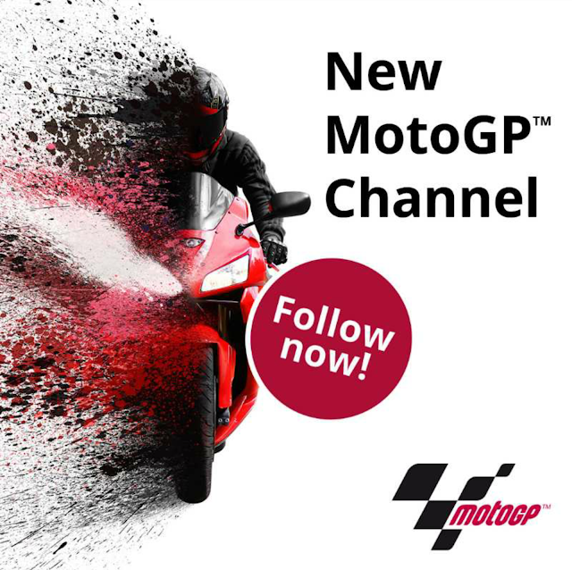 new MotoGP channel on eyetime