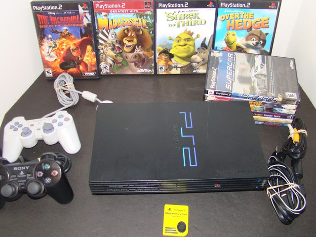 ps2  Playstation 2 Is The Most Iconic Game Console Ever