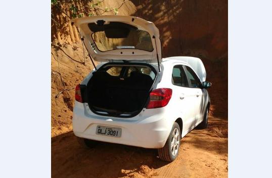Em Olho D'Água do Casado, veículo furtado durante o forrogaço é encontrado pela Copes