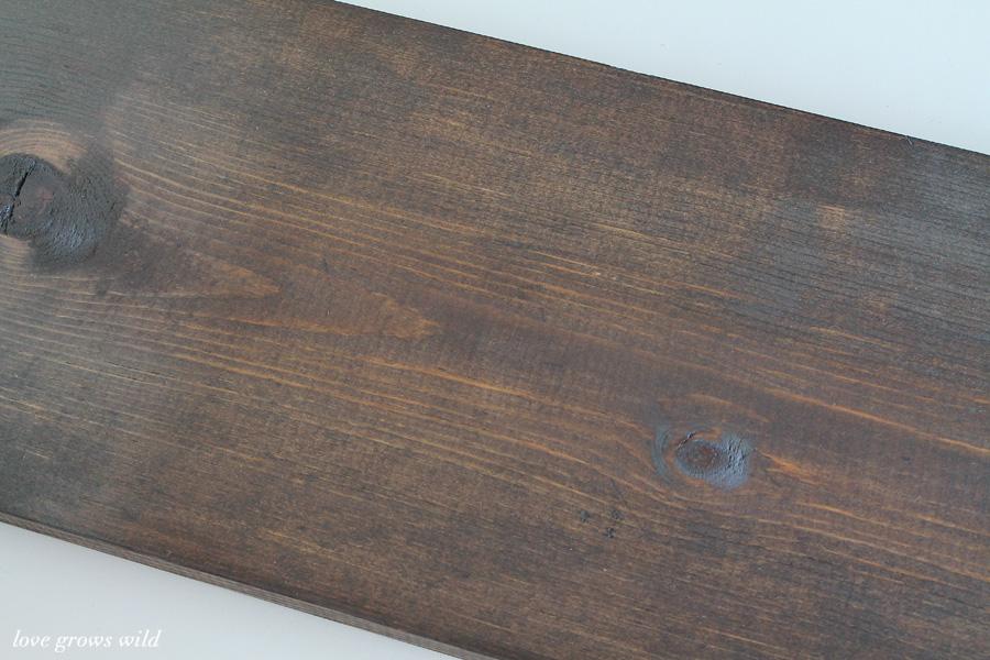 Diy Market Fresh Rustic Wood Kitchen Sign