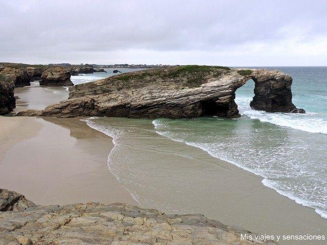 La Playa de las Catedrales, Galicia