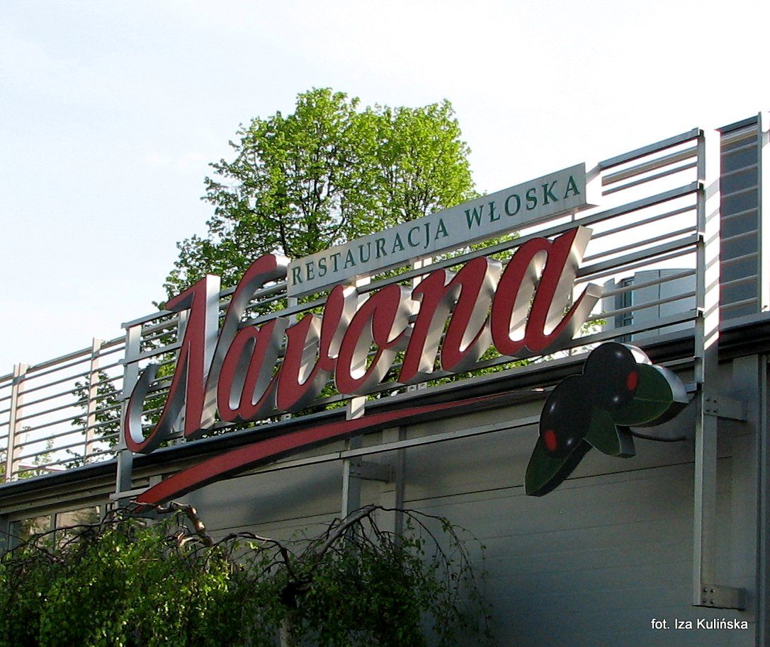 Navona - włoska restauracja w centrum Warszawy