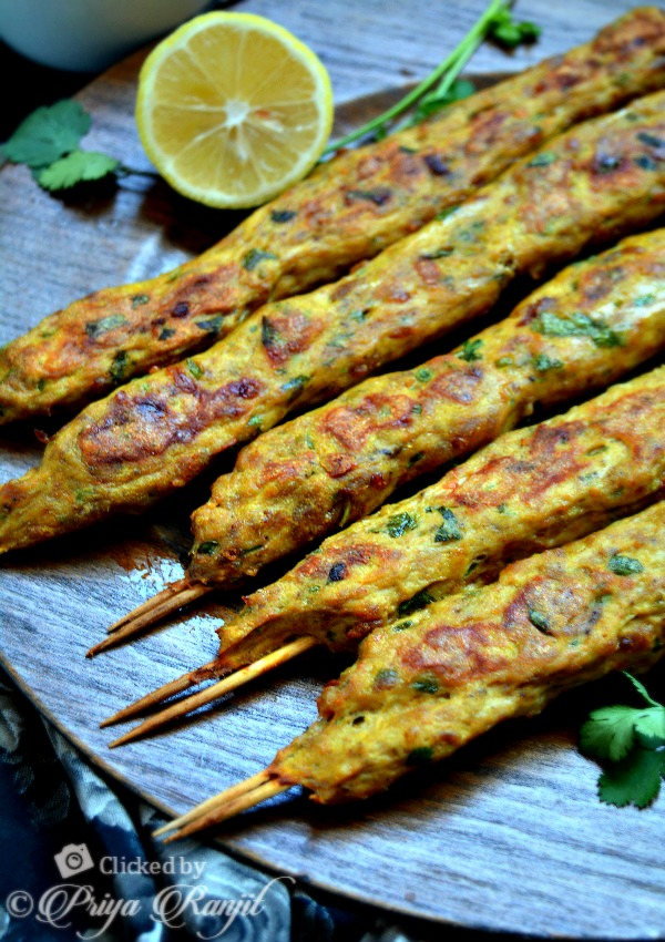 Chicken Kebab Recipe | Easy Chicken Kabab Recipe