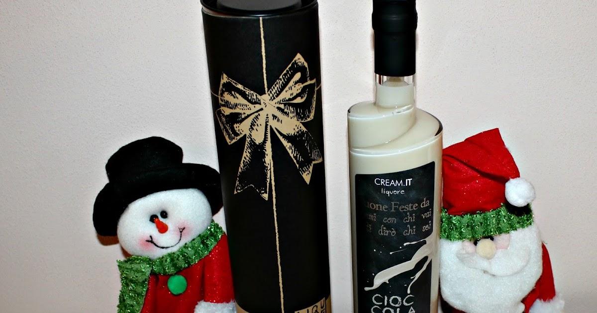 Liquore al cioccolato bianco Cream.it #LiquorificioItalia