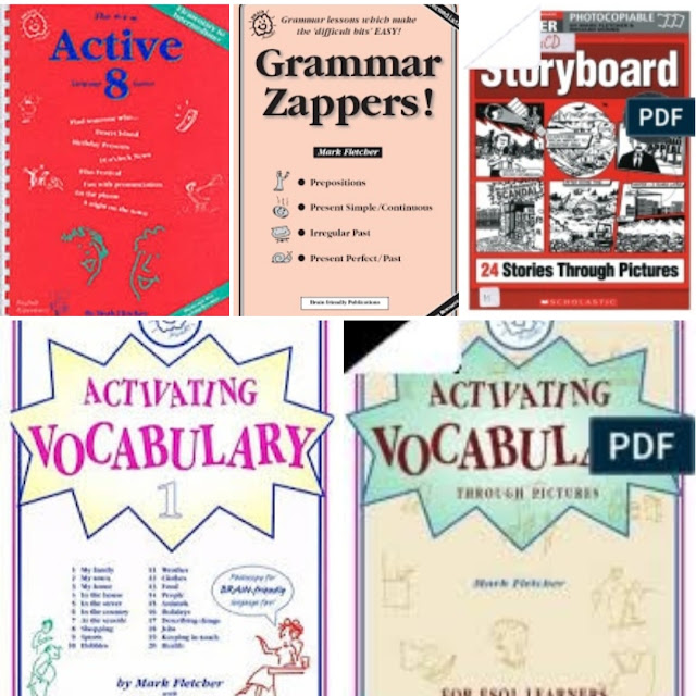 A new collection ( Grammar and Vocab )