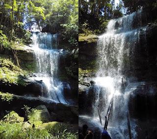 Untuk dapat sampai ke objek wisata air terjun Semirah ini tidaklah jauh, dari kabupaten Sekadau menempuh perjalanan sekitar 12 Km ke persimpangan desa Tinting Boyok