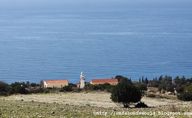 Sissia Monastery, Kefalonia