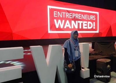 Entrepreneurs Wanted Menumbuhkan Semangat Wirausaha
