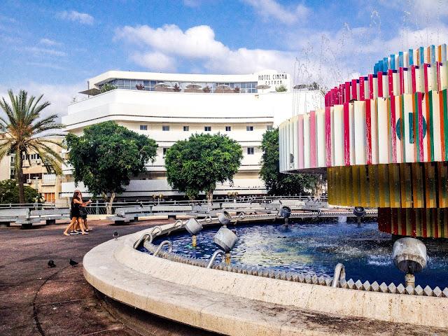 Кикар Дизенгоф | Блог Rimma in Israel