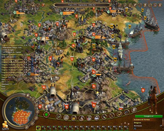 Colonization 4