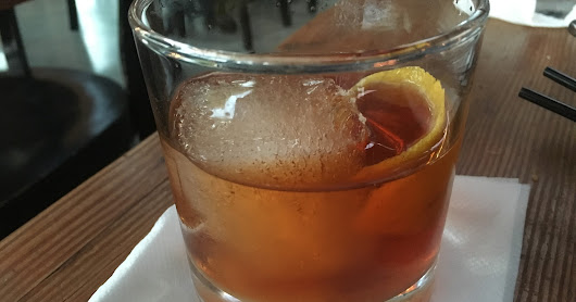An Old Fashioned for the New Year