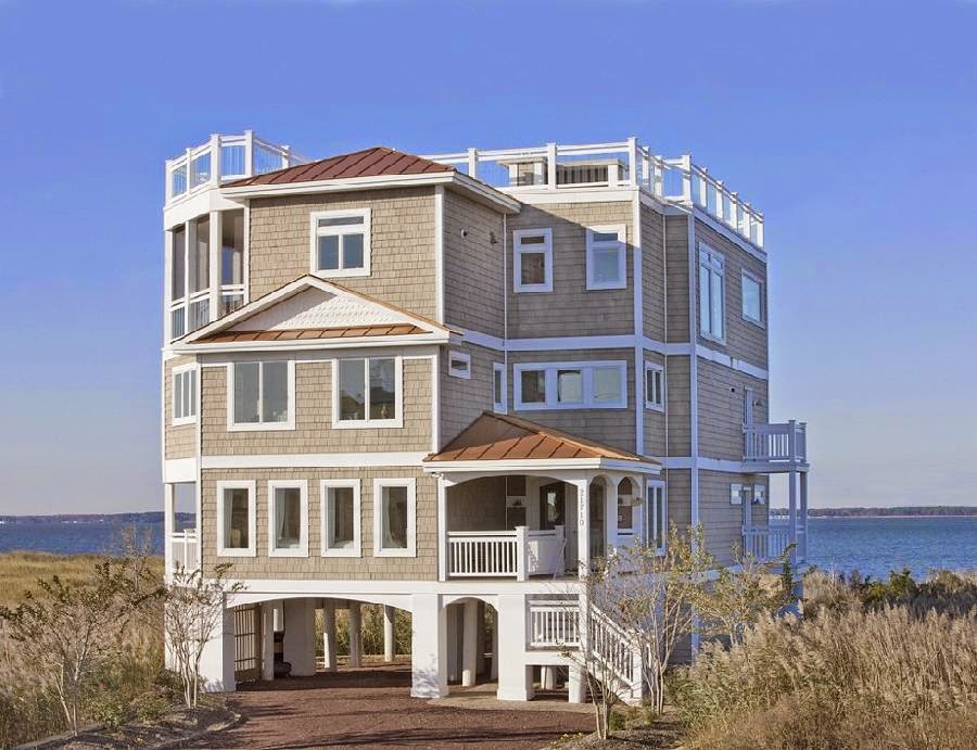 Dewey Beach House Al Spectacular Ocean Bay Views 5
