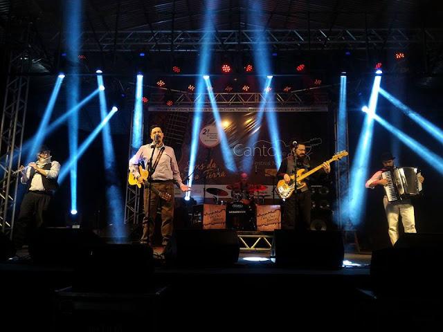 Canto de Luz tem as primeiras quatro finalistas