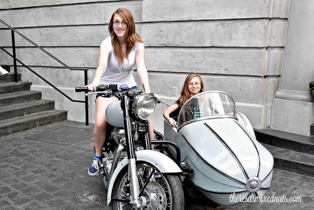 Hagrids Motorcycle