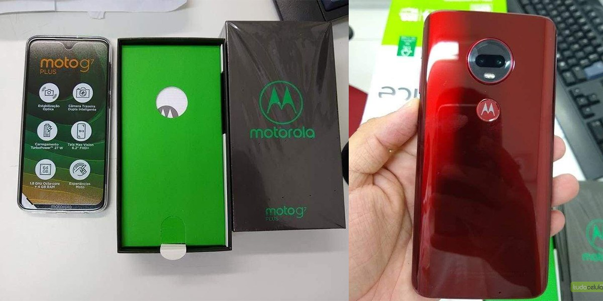 Leaked Motorola Moto G7 Plus Will Have 27w Fast Charging Ois And