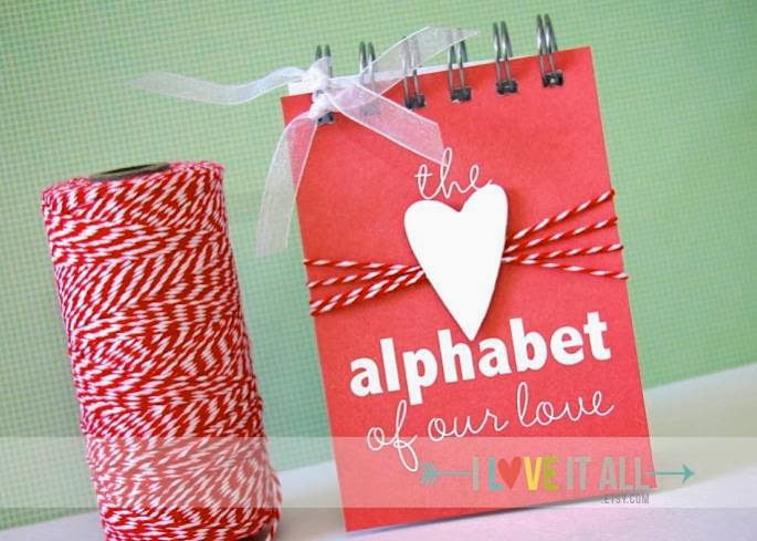 ABC's of Love | iloveitall.etsy.com